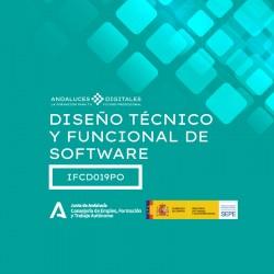 DISEÑO TÉCNICO Y FUNCIONAL DE SOFTWARE