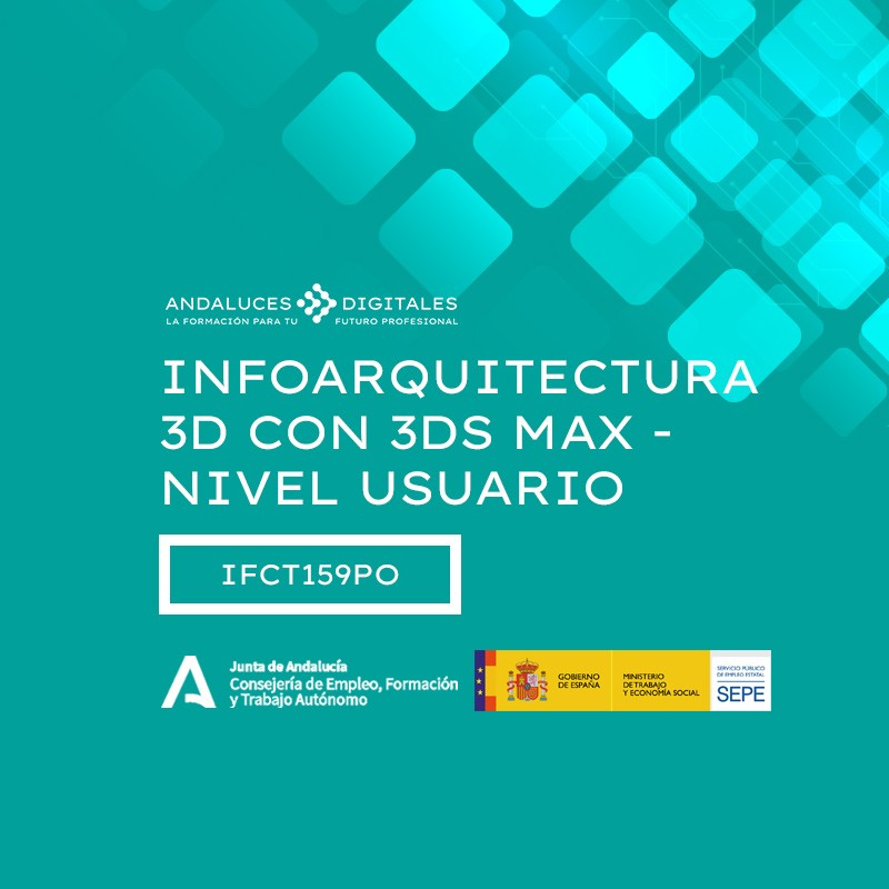 INFOARQUITECTURA 3D CON 3DS MAX