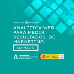 ANALÍTICA WEB PARA MEDIR RESULTADOS DE MARKETING