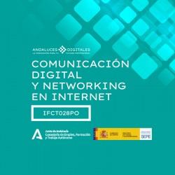 COMUNICACIÓN DIGITAL Y NETWORKING EN INTERNET