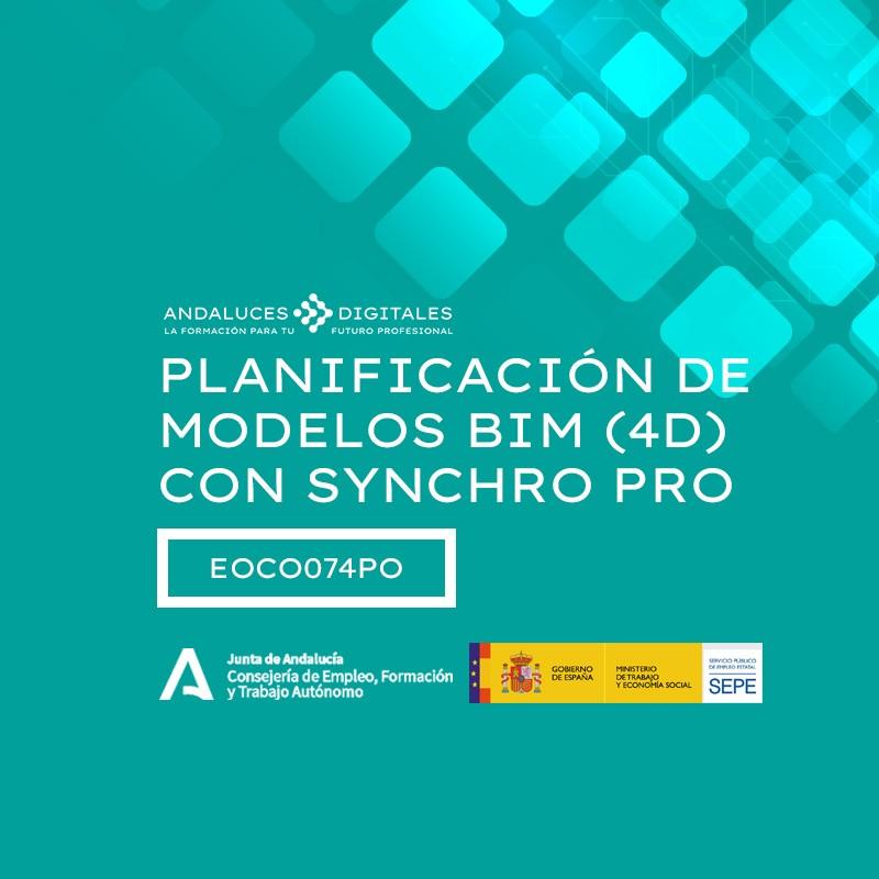 PLANIFICACIÓN DE MODELOS BIM (4D) CON SYNCHRO PRO