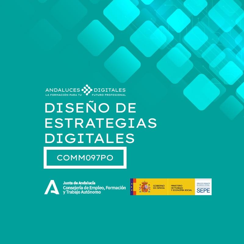 DISEÑO DE ESTRATEGIAS DIGITALES