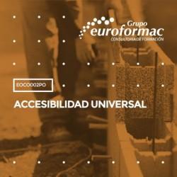 EOCO002PO - ACCESIBILIDAD UNIVERSAL--ONLINE  60 horas