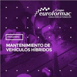 TMVG015PO - MANTENIMIENTO DE VEHÍCULOS HÍBRIDOS--PRESENCIAL  40 horas