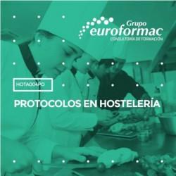 HOTA004PO - PROTOCOLOS EN HOSTELERÍA--ONLINE  25 horas