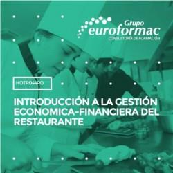 HOTR044PO - INTRODUCCIÓN A LA GESTIÓN ECONOMICA-FINANCIERA DEL RESTAURANTE--ONLINE  35 horas