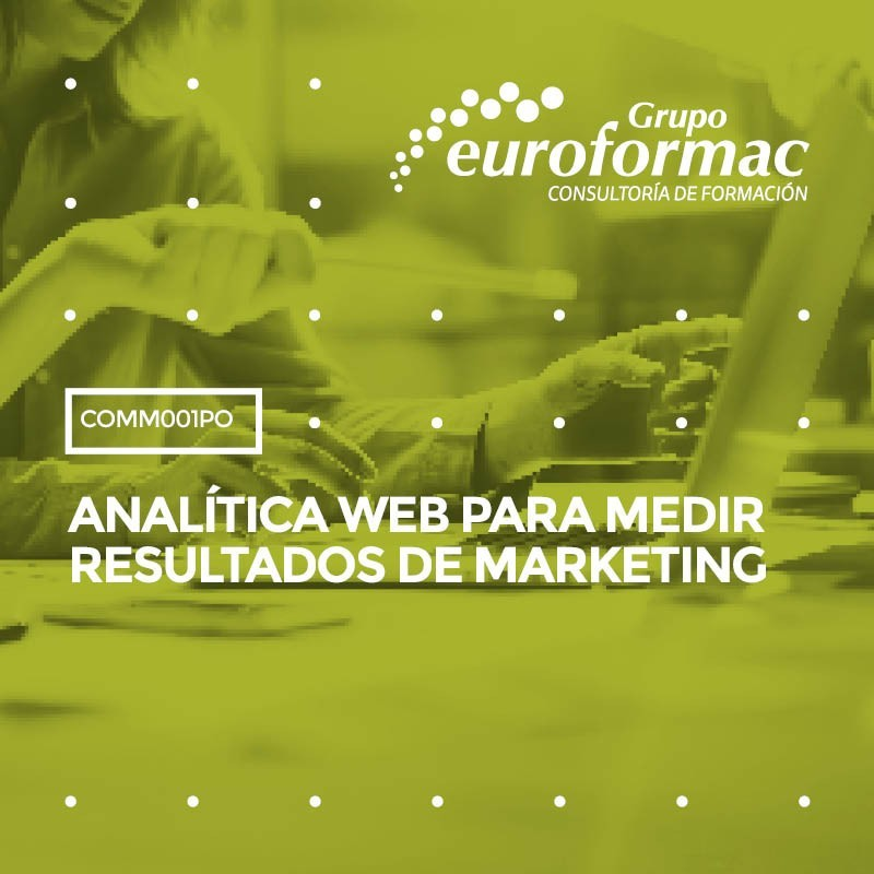 ANALÍTICA WEB PARA MEDIR RESULTADOS DE MARKETING