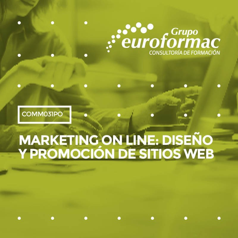MARKETING ON LINE: DISEÑO Y PROMOCIÓN DE SITIOS WEB