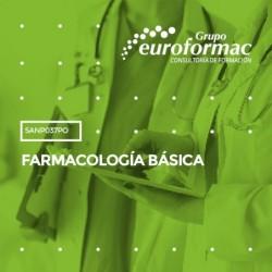 SANP037PO - FARMACOLOGÍA BÁSICA--ONLINE  75 horas