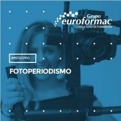IMST007PO - FOTOPERIODISMO--ONLINE  30 horas