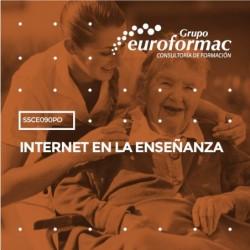 SSCE090PO - INTERNET EN LA ENSEÑANZA--ONLINE  35 horas