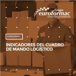 COML004PO - INDICADORES DEL CUADRO DE MANDO LOGÍSTICO--ONLINE  8 horas