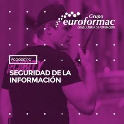 FCOO001PO - SEGURIDAD DE LA INFORMACIÓN--ONLINE  20 horas