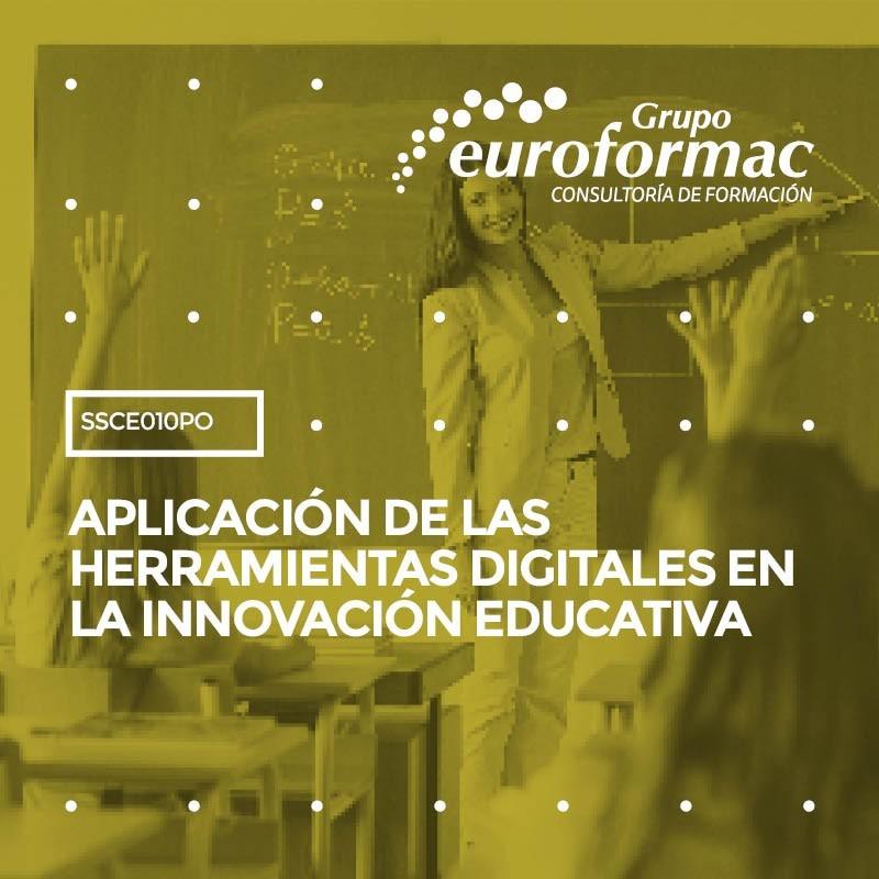 APLICACIÓN DE LAS HERRAMIENTAS DIGITALES EN LA INNOVACIÓN EDUCATIVA