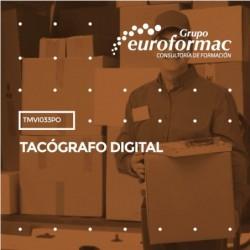 TMVI033PO - TACÓGRAFO DIGITAL--ONLINE  30 horas