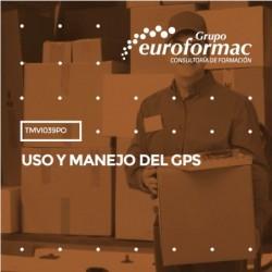 TMVI039PO - USO Y MANEJO DEL GPS--ONLINE  20 horas