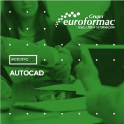 IFCT017PO - AUTOCAD--ONLINE  90 horas