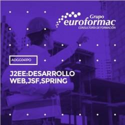 ADGG041PO - J2EE:DESARROLLO WEB