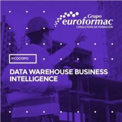 IFCD013PO - DATA WAREHOUSE BUSINESS INTELLIGENCE--ONLINE  40 horas