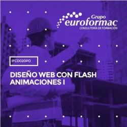 IFCD020PO - DISEÑO WEB CON FLASH ANIMACIONES I--ONLINE  40 horas