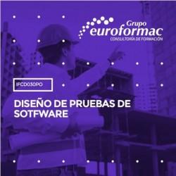 IFCD030PO - DISEÑO DE PRUEBAS DE SOTFWARE--ONLINE  35 horas