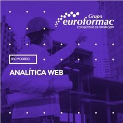 IFCM001PO - ANALÍTICA WEB--ONLINE  15 horas