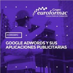 IFCM008PO - GOOGLE ADWORDS Y SUS APLICACIONES PUBLICITARIAS--ONLINE  30 horas