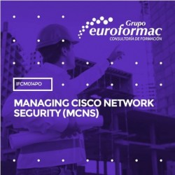 IFCM014PO - MANAGING CISCO NETWORK SEGURITY (MCNS)--ONLINE  50 horas