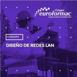 IFCM024PO - DISEÑO DE REDES LAN--ONLINE  40 horas