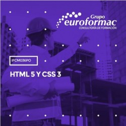 IFCM036PO - HTML 5 Y CSS 3--ONLINE  40 horas