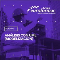 IFCT010PO - ANÁLISIS CON UML (MODELIZACIÓN)--ONLINE  40 horas