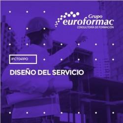 IFCT041PO - DISEÑO DEL SERVICIO--ONLINE  20 horas