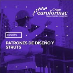 IFCT077PO - PATRONES DE DISEÑO Y STRUTS--ONLINE  36 horas