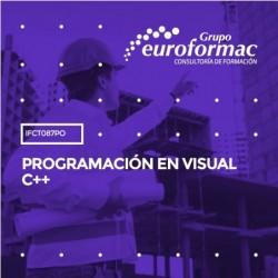 IFCT087PO - PROGRAMACIÓN EN VISUAL C++--ONLINE  60 horas