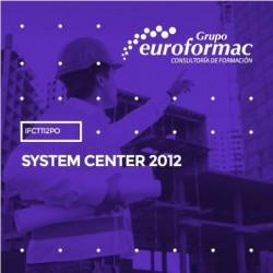 IFCT112PO - SYSTEM CENTER 2012--ONLINE  25 horas