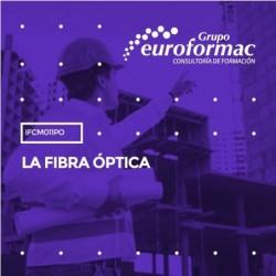 IFCM011PO - LA FIBRA ÓPTICA--ONLINE  50 horas