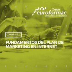 COMM025PO - FUNDAMENTOS DEL PLAN DE MARKETING EN INTERNET--ONLINE  30 horas