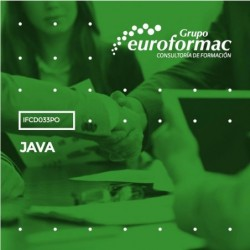 IFCD033PO - JAVA--ONLINE  60 horas
