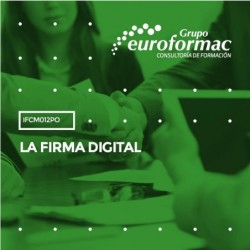 IFCM012PO - LA FIRMA DIGITAL--ONLINE  20 horas