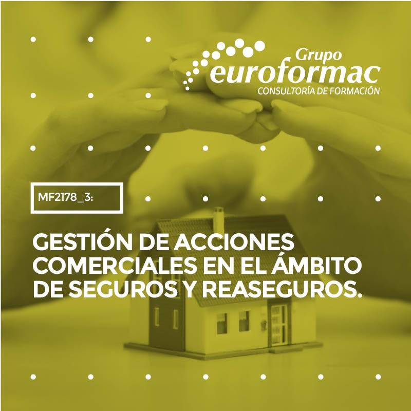 GESTIÓN DE ACCIONES COMERCIALES EN EL ÁMBITO DE SEGUROS Y REASEGUROS.