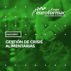 INAD018PO - GESTIÓN DE CRISIS ALIMENTARIAS--ONLINE  50 horas