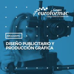 ARGG020PO - DISEÑO PUBLICITARIO Y PRODUCCIÓN GRÁFICA--ONLINE  150 horas