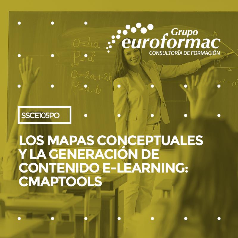 LOS MAPAS CONCEPTUALES Y LA GENERACIÓN DE CONTENIDO E-LEARNING: CMAPTOOLS
