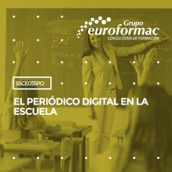 SSCE055PO - EL PERIÓDICO DIGITAL EN LA ESCUELA--PRESENCIAL  30 horas