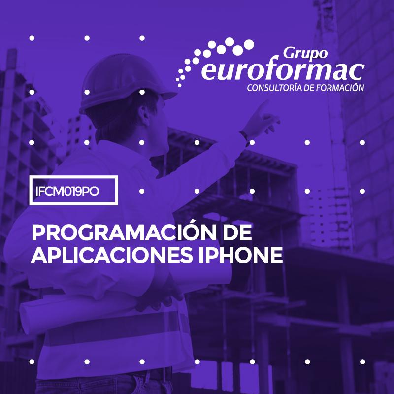 PROGRAMACIÓN DE APLICACIONES IPHONE