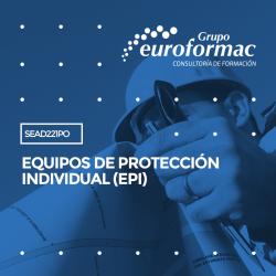 SEAD221PO - EQUIPOS DE PROTECCIÓN INDIVIDUAL (EPI)--ONLINE  10 horas