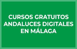 Cursos Gratis Andaluces Digitales Málaga