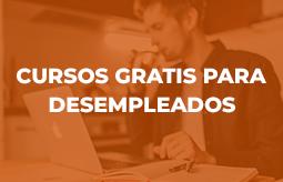 Cursos Gratis Desempleados en Madrid
