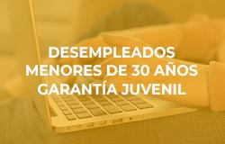 Cursos Gratis Desempleados menores 30 años (Garantía Juvenil) en Murcia