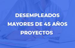 Cursos Gratis Desempleados mayores de 45 años en Murcia